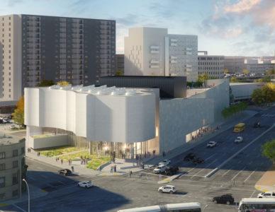 Inuit Art Centre. Michael Maltzan Architecture.