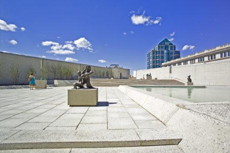 WAG Rooftop Sculpture Garden