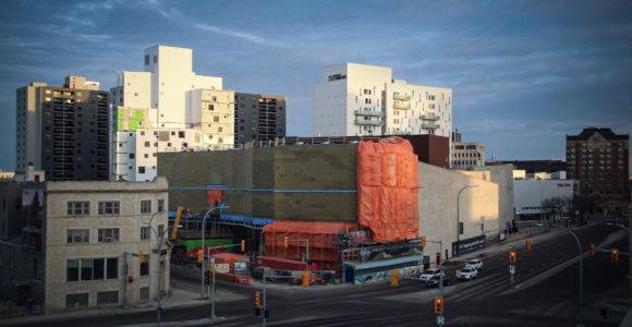 Inuit Art Centre. Photo: Build Films
