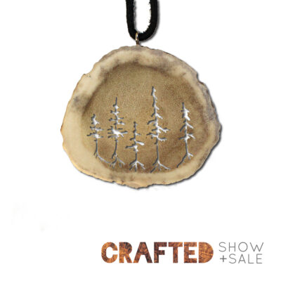 Fat Daug-Hand Carved Antler Jewelry